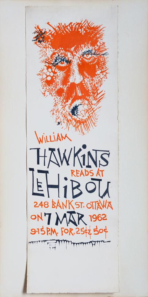 Hawkins at Le Hibou